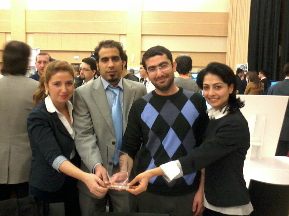 teknolojik üstünlük vaad eden proje ödülü
